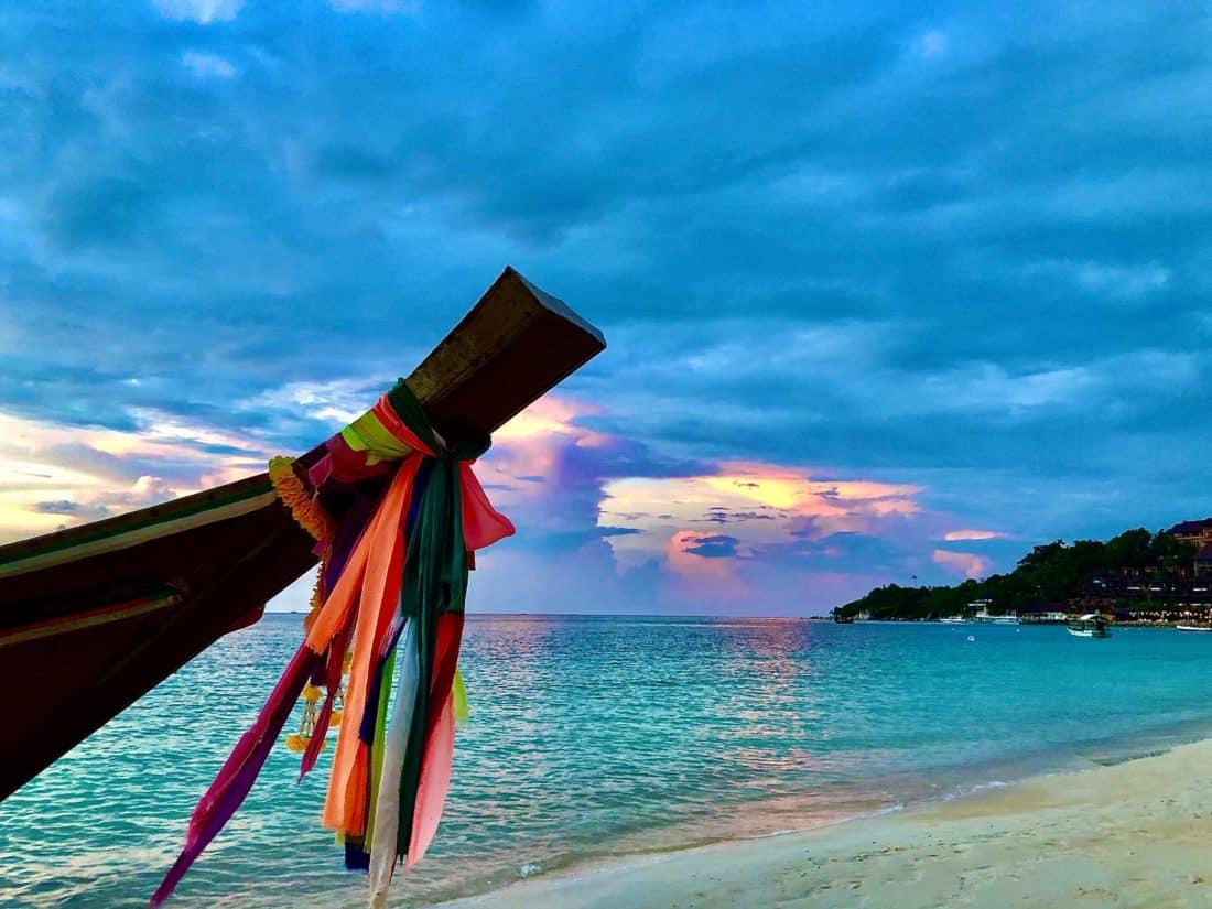 Auszeit nehmen in Thailand