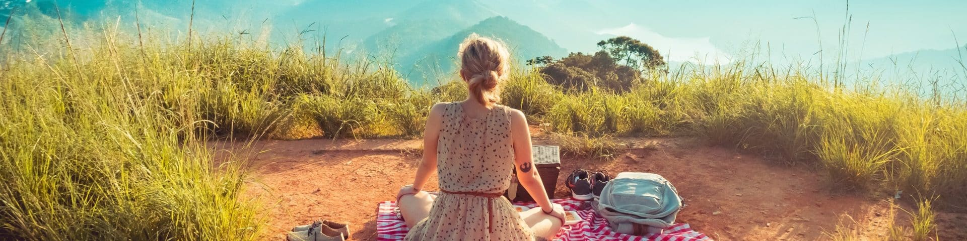 Reflexion bringt Entspannung