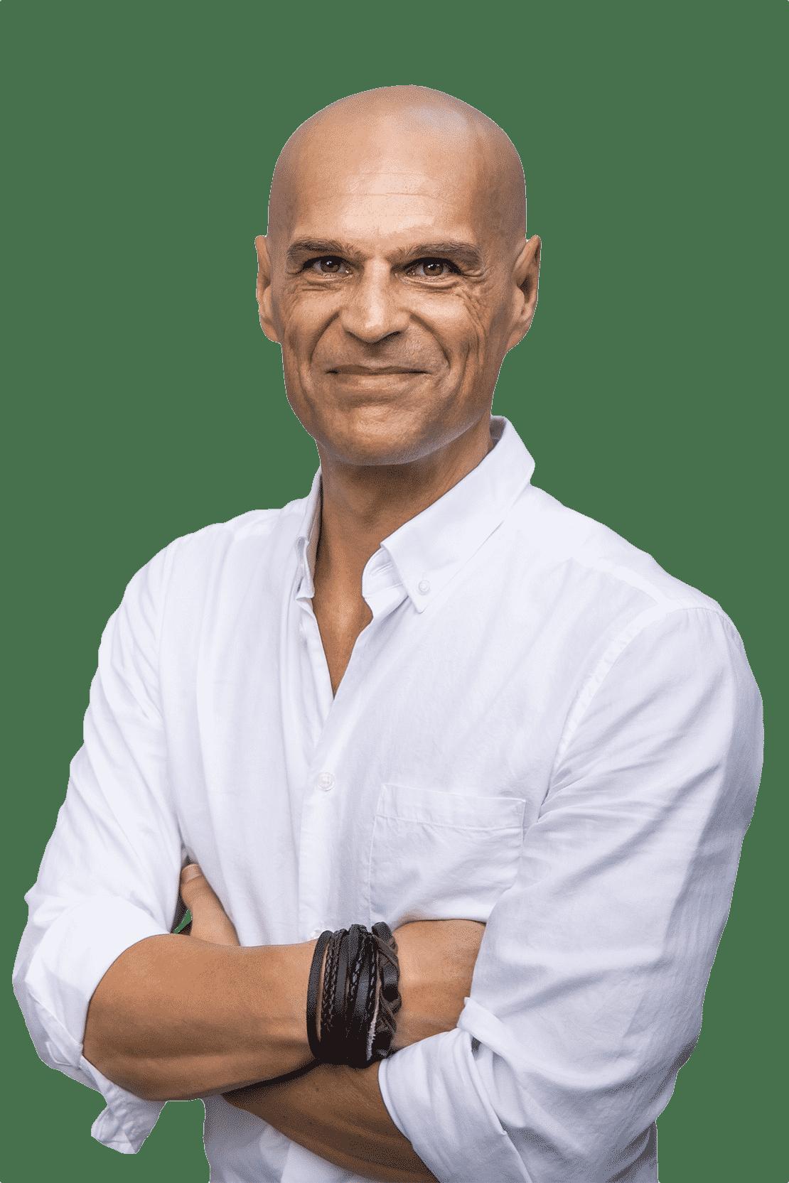 Roland Tischberger, Gründer von burnoutside