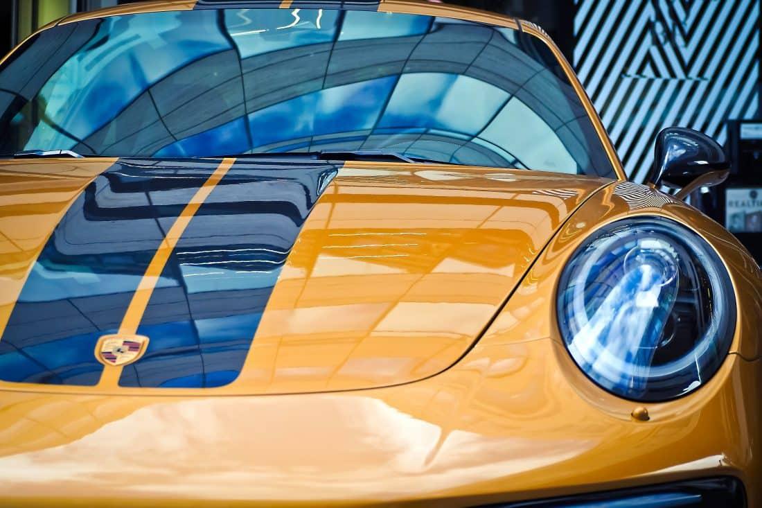 Ein Porsche gegen die Midlife Crisis